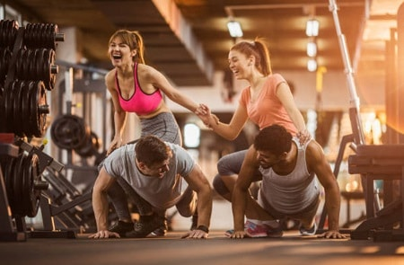 Getting fit and healthy is fun at Edge Health Club Casuarina