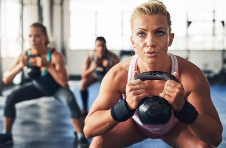 Edge Health Club has a wide variety of Group Fitness classes