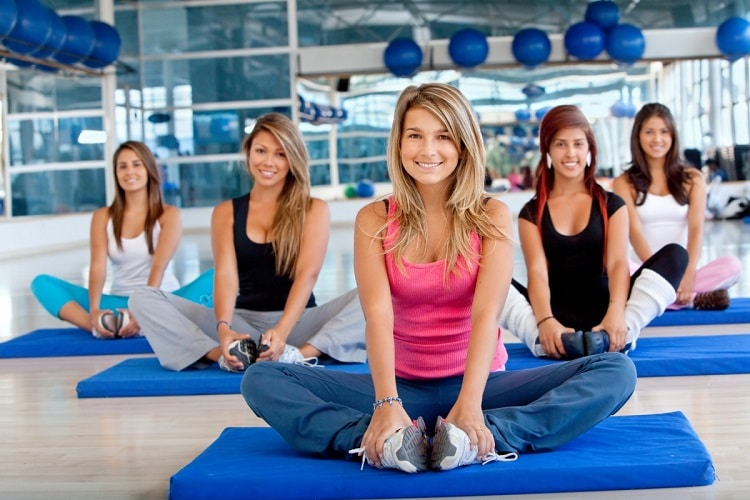Edge Health Club has the largest selection of group fitness classes in Darwin
