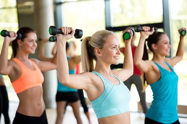 Our Fitness Centre offers Group Fitness classes